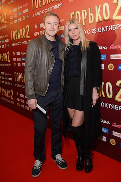 Анастасия Задорожная и Сергей Славнов: фото