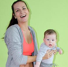 Мастер-класс: 7 упражнений для молодых мам