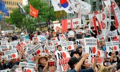 новая торговая война японией южной кореей