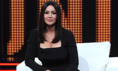 Моника Беллуччи обнажилась для Paris Match