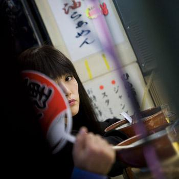 Режиссерша фильма признается, что вдохновением к тому, чтобы снять картину послужили романы Харуки Мураками, васаби, запах тунца и ночной Токио.