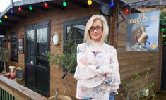 Жительница Великобритании построила в саду настоящий паб, чтобы муж больше не пропадал по кабакам (фото)