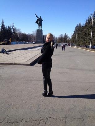 Эмма Райман в Уфе
