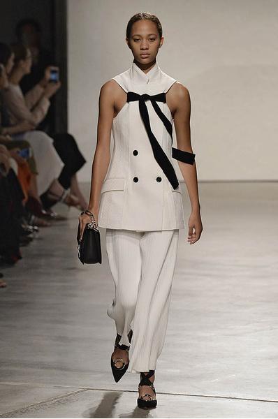 Неделя моды в Нью-Йорке: день девятый | галерея [4] фото [3]