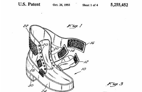 Ботинки, изобретенные Майклом Джексоном