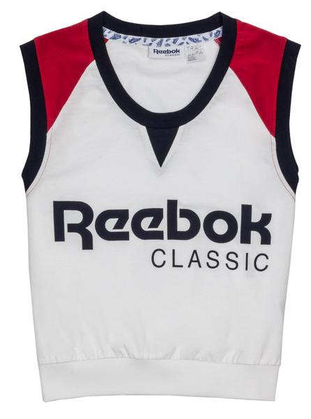 Топ Reebok Classic, 990 рублей (с учетом скидки)