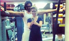Фитнес для двоих: с кем тренируется Андрей Малахов?