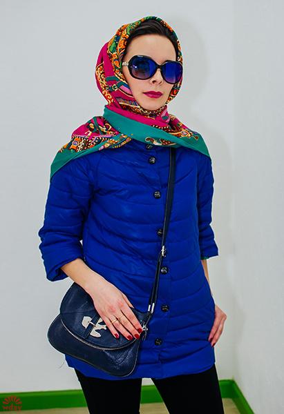 Эльвира Аитова, проект Woman's Day и «Совместные покупки на E1.RU», фото