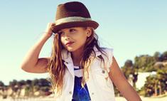 Дочь Анны Николь Смит стала лицом Guess для детей
