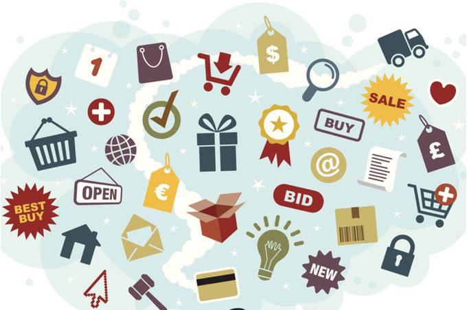 Иконки для общения в соцсетях