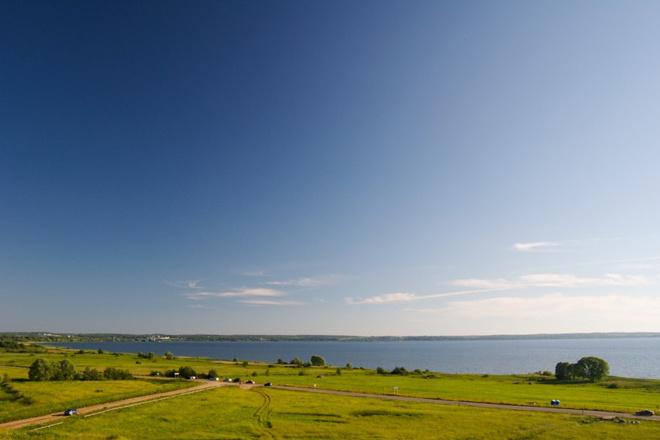 Ярославль. Плещеево озеро