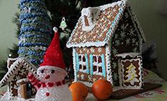 Рождественские пряники дома: пошаговая инструкция