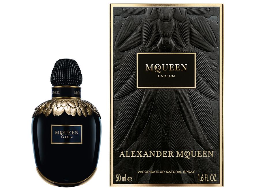 Alexander McQueen представил дебютный аромат McQueen