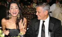 Неужели это случится? Жена 55-летнего Клуни беременна