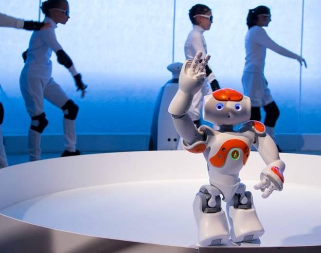 Теспиан, международная выставка «Бал роботов»