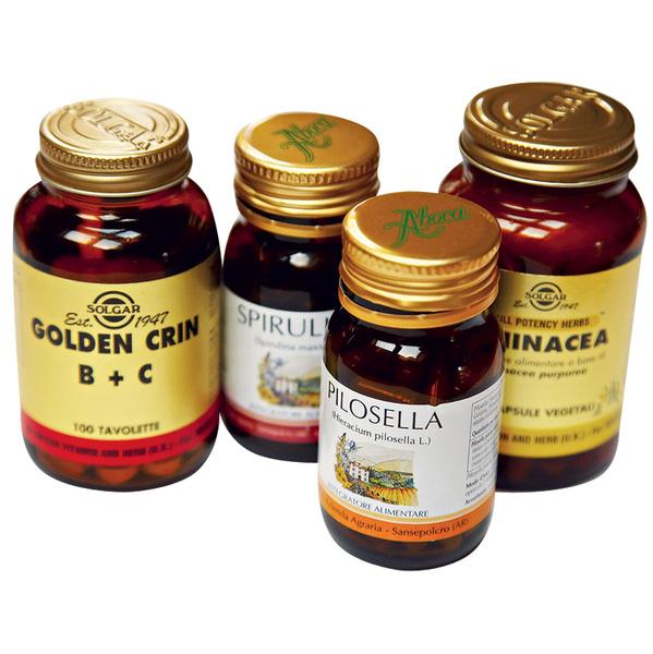 Витамины, Aboca, Solgar