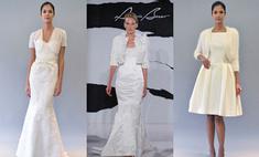 Топ-5 тенденций свадебной моды