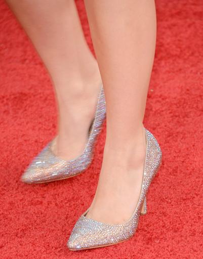 "Келли Осборн (Kelly Osbourne) на ""Золотом глобусе""-2013"