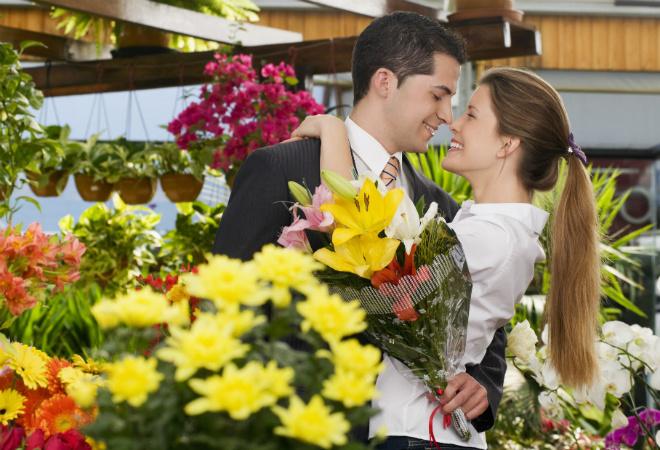 Цветы 14 февраля фото
