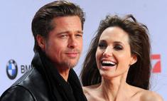 Анджелина Джоли и Брэд Питт поженятся в Индии