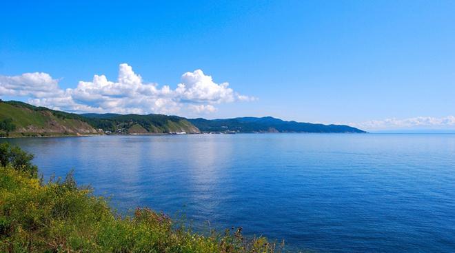 Озеро Байкал (Бурятия)