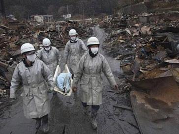 В зоне отчуждения вокруг АЭС «Фукусима-1» находится опасно для жизни