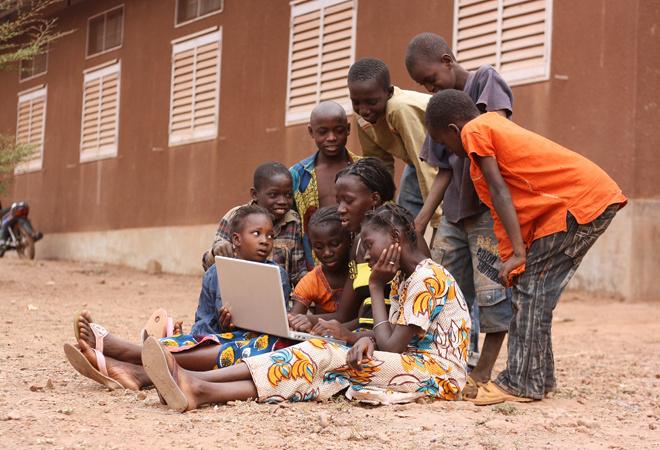 Образование в Италии и Африке