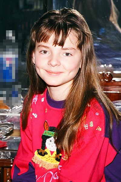 елизавета боярская фото в детстве