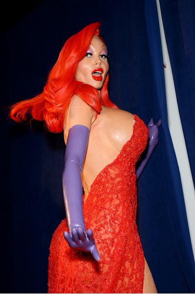Хайди Клум шокировала костюмом на Хэллоуин