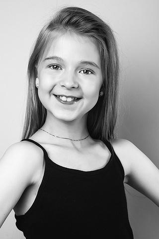 Николь Павлова, «Топ модель по-детски-2016», фото