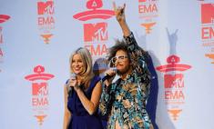 Победители премии MTV EMA 2013