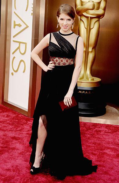 """Анна Кендрик на """"Оскаре""""-2014"""