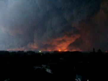 пожар, жара, огонь, стихийное бедствие