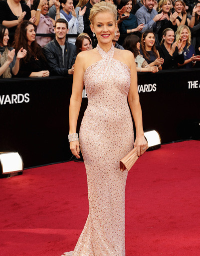 "Пенелопа Энн Миллер (Penelope Ann Miller) на ""Оскаре-2012"""