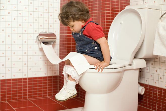 Слабительные средства при запорах для детей