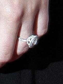Обручальное кольцо Натали Портман (Natalie Portman)