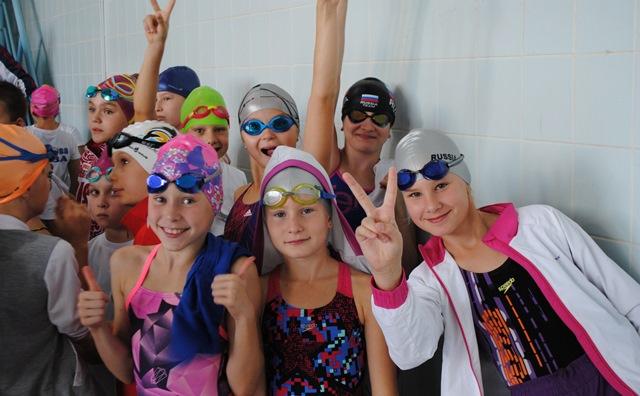 детская лига плавания, соревнования в Пензе