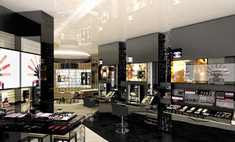 Необычный бутик Chanel открывается в центре столицы
