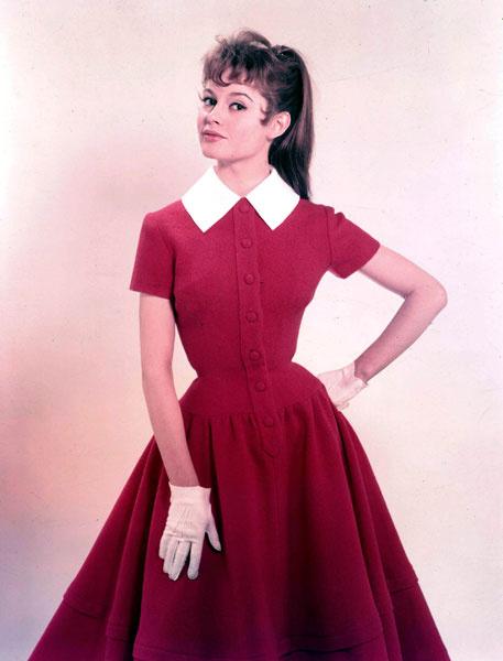 Брижит Бардо, 1957 год