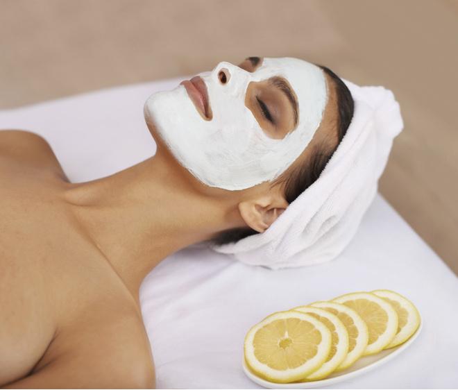 маска для сухой кожи лица из сметаны