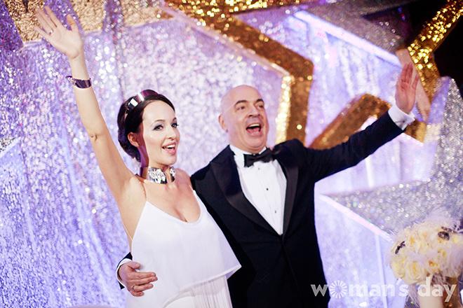 Михаил Грушевский и Евгения Гуслярова свадьба фото