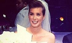 Звезды повеселились на свадьбе Кети Топурии