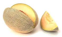 Новый продукт: дыня со вкусом лимона