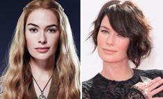 «Игра престолов»: как выглядят герои в кино и в жизни