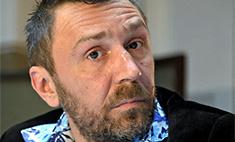 Сергей Шнуров стал модельером