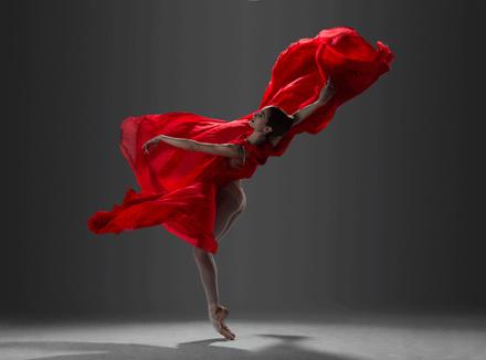 «И она начала танцевать»