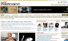 Российский банкир купит The Independent за один фунт
