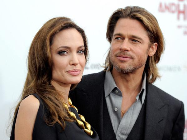 Джоли и Питт 2015, фото