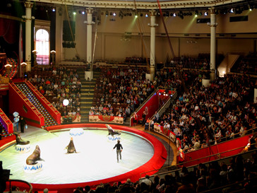 Фестиваль –цирка прошел в Монако