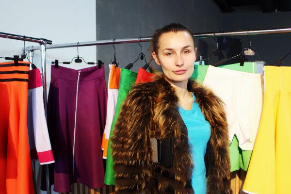 Анастасия Шаклеина
